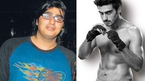 Arjun Kapoor Fat vs Fit