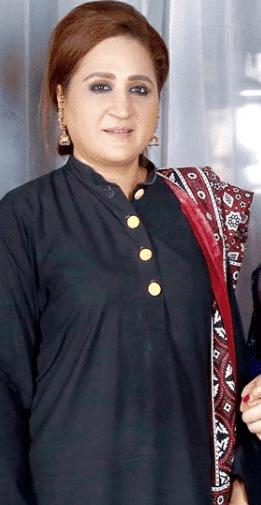 Asma Abbas Pakistani Actress, Singer, Producer, Host