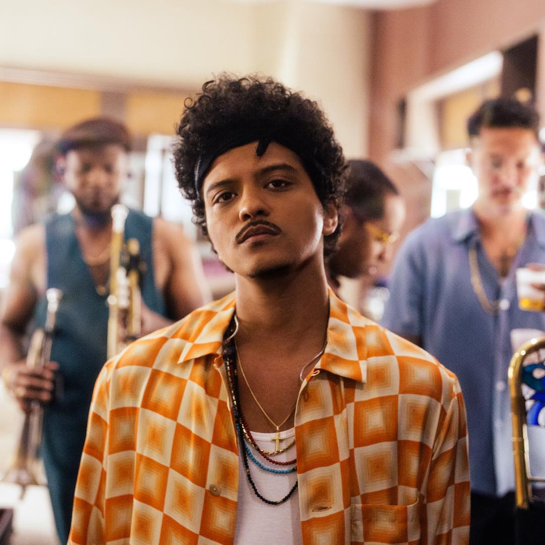 Bruno Mars American Singer, Song Writer, Record Producer