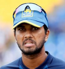 Dinesh Chandimal  Cricket Player