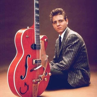 Eddie Cochran American Musician