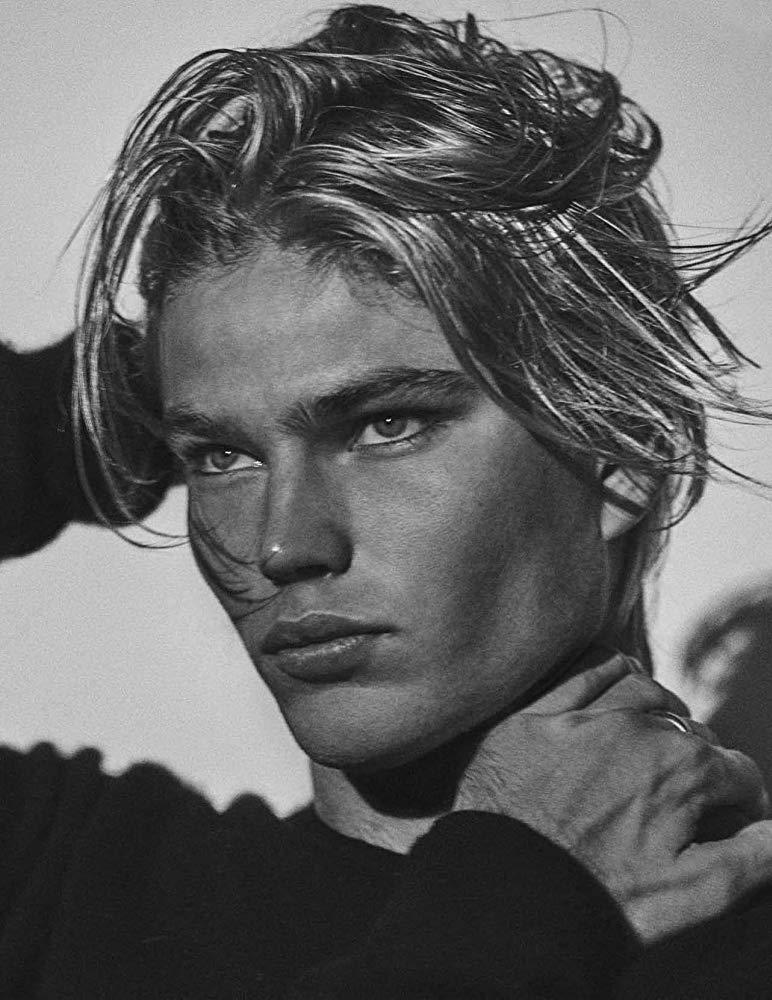 Jordan Barrett Australian Model