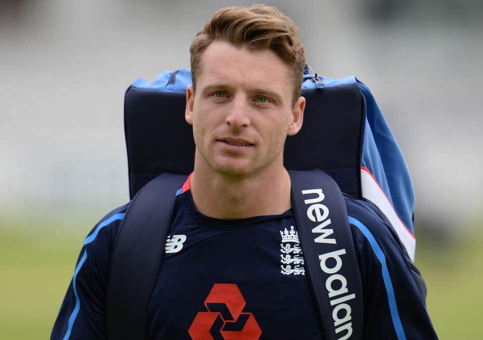 Jos Buttler English Cricketer