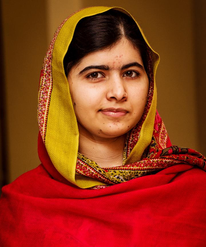 Malala Yousafzai Pakistani Activist