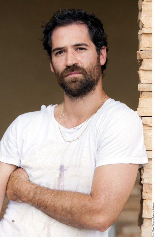 Manuel Garcia-Rulfo Mexican Actor