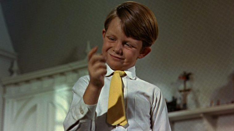 Matthew Garber British Child Actor