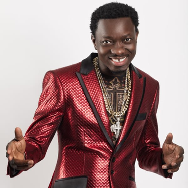 Michael Blackson Ghanaian Actor, Comedian