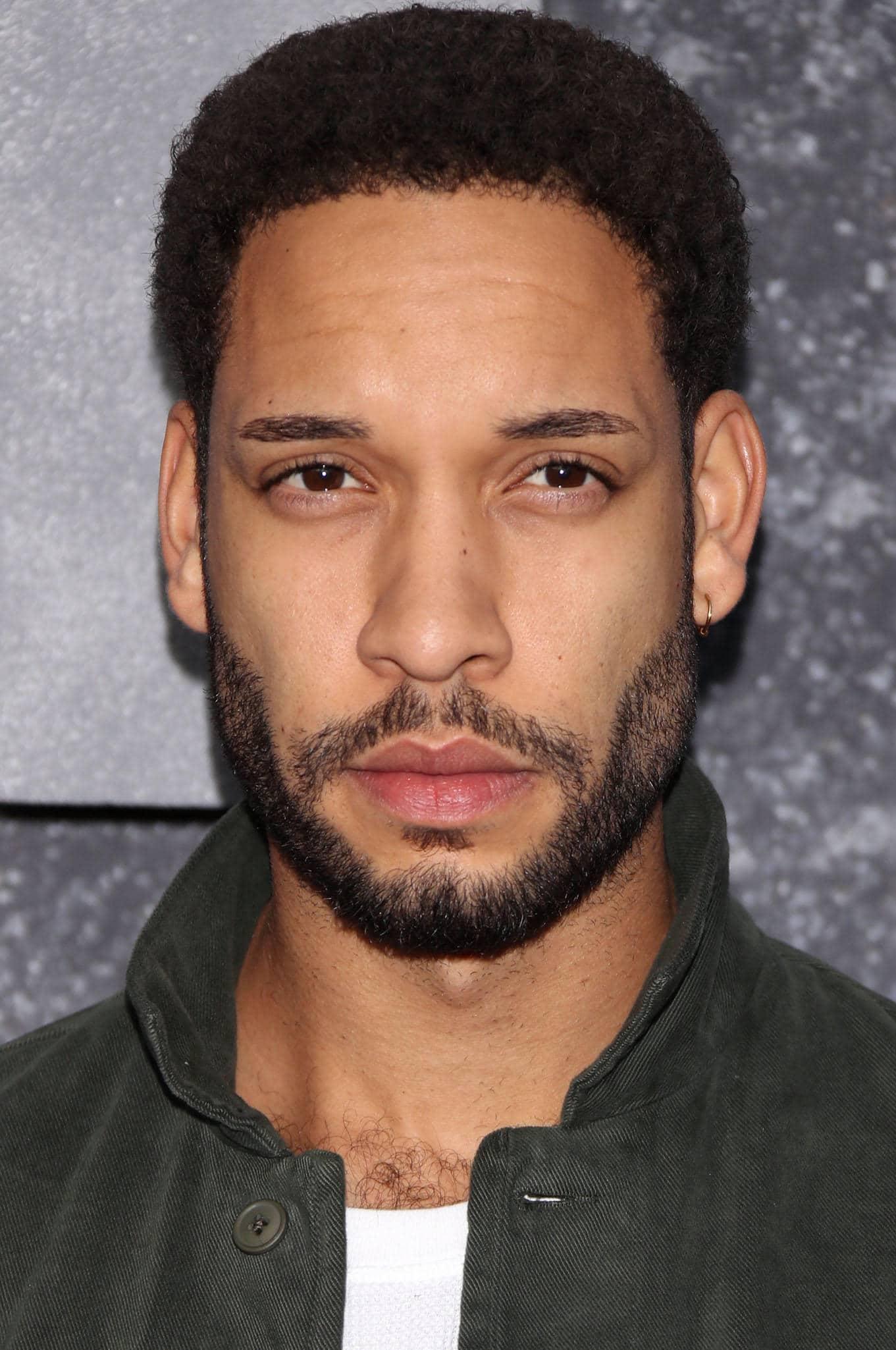 Royce Pierreson British Actor