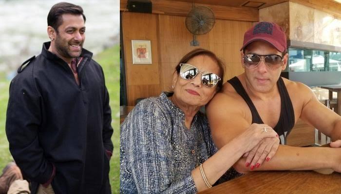 Salman Khan- Mother