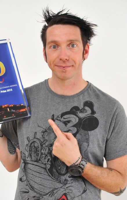 Sam Wills New Zealander Comedian, Mimicry Artist