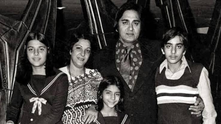 Sanjays Family