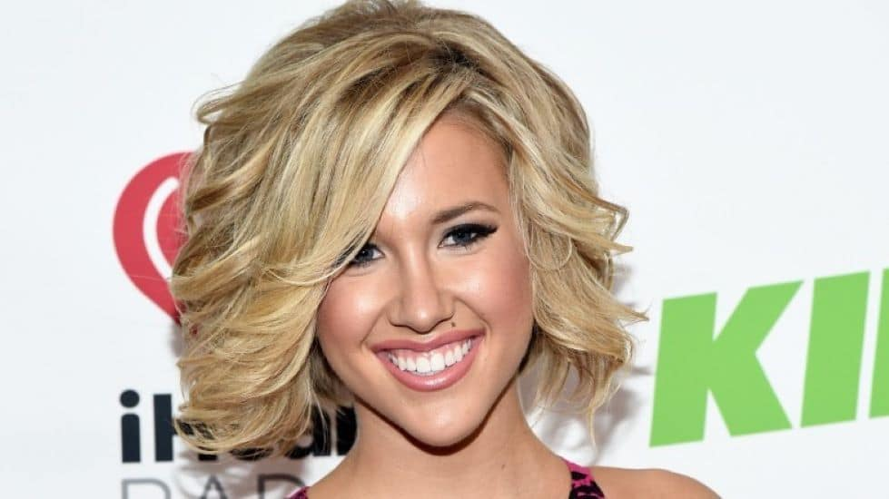 Savannah Chrisley American Actress
