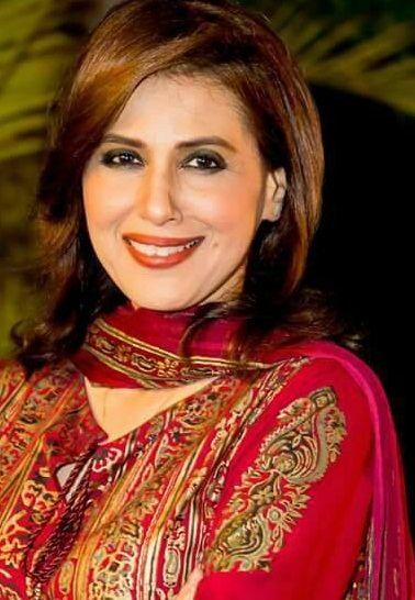 Seemi Pasha Pakistani Actress, Producer, Director