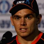 Tom Latham New Zealand Cricket Player