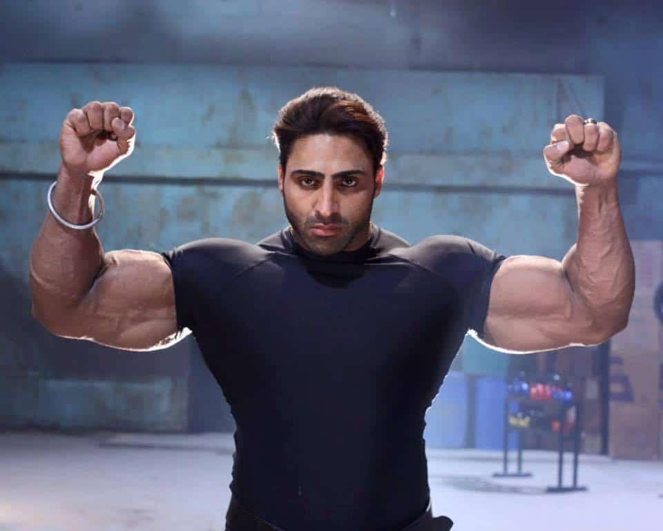 Varinder Ghuman Biceps