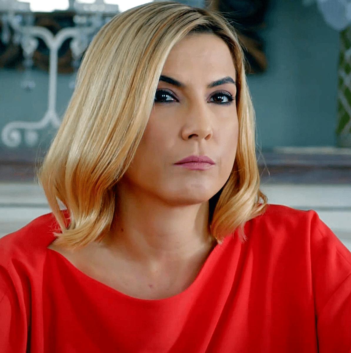 Şebnem Dönmez Turkish, German Actress, TV Host