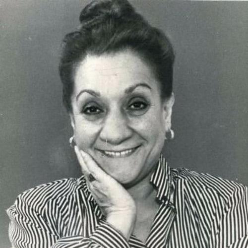 Adile Naşit Turkish Actress