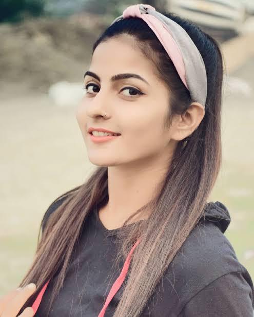 Annu Priya Singh Indian TikTok Star