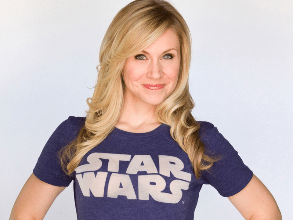 Ashley Eckstein American Actress, Voice Actress, Fashion Designer