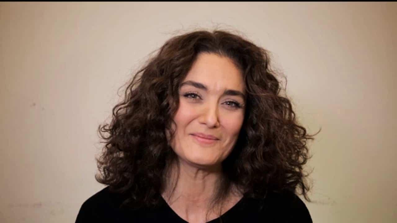 Başak Köklükaya Turkish Actress