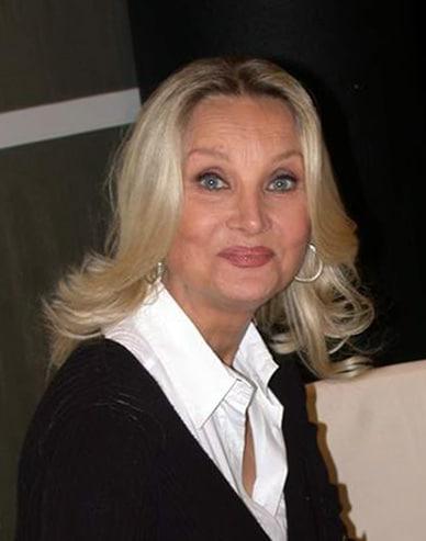 Barbara Bouchet American, German Actress