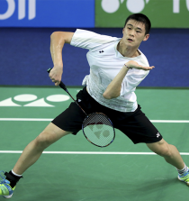 Brian Yang Badminton Player