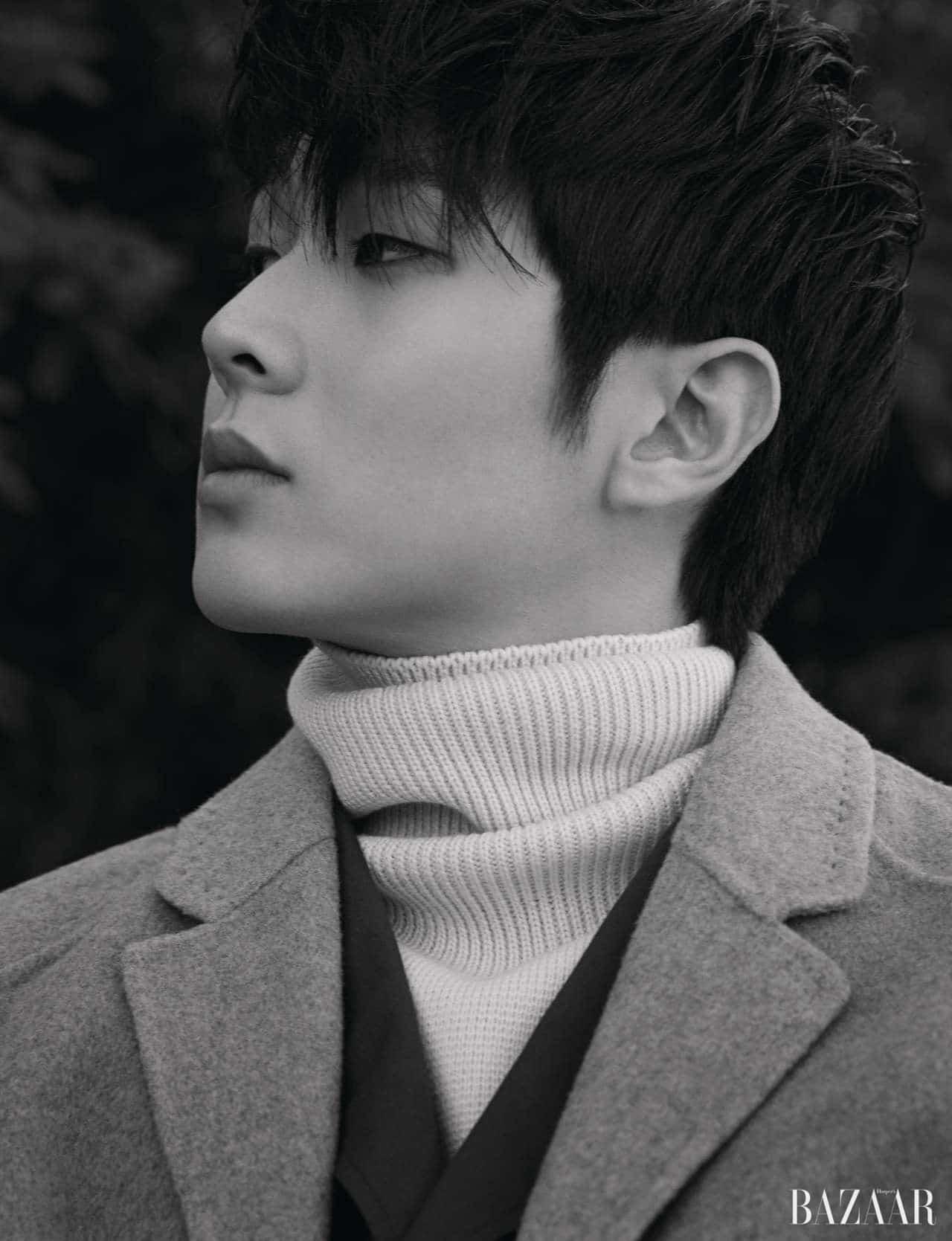 Choi Woo-shik Korean Actor