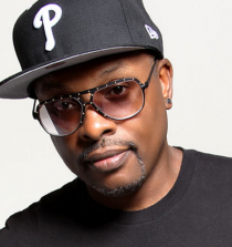 DJ Jazzy Jeff Actor,Comedian
