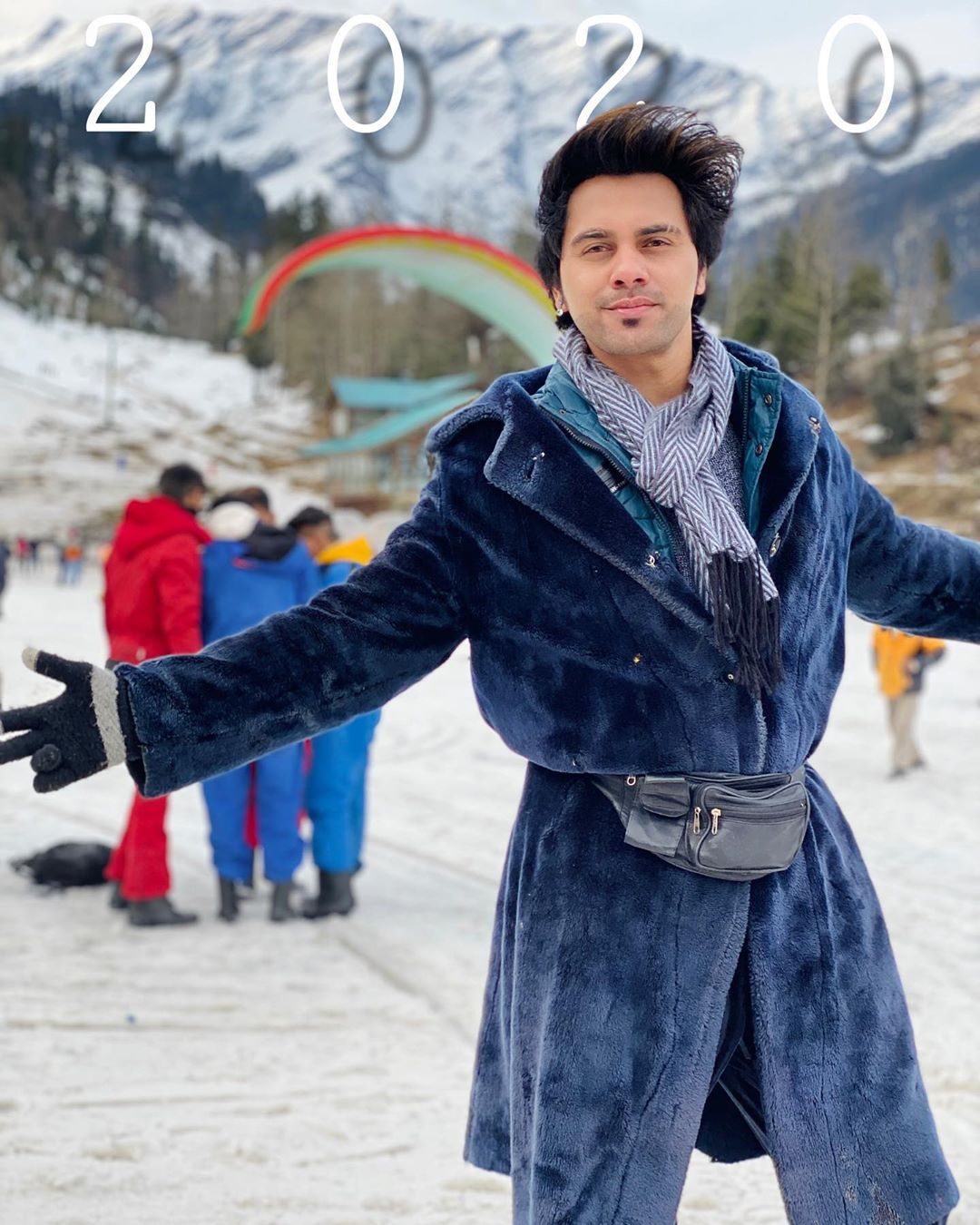 Danish Alfaaz Indian Singer, TikTok Star, Actor, Model