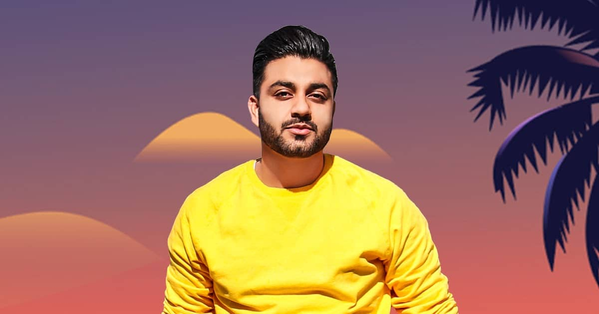 Deepak Kamboj Swedish-Indian TikTok Star, Model, Singer, YouTuber