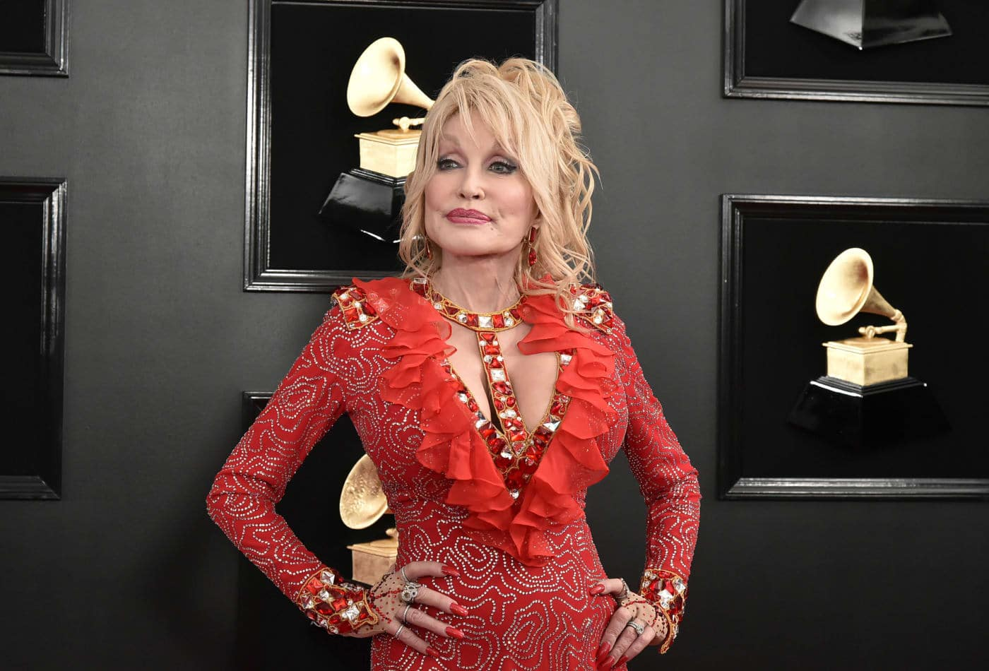 Dolly Parton American Singer, Songwriter, Multi-Instrumentalist, Record Producer, Actress, Author, Businesswoman and Humanitarian
