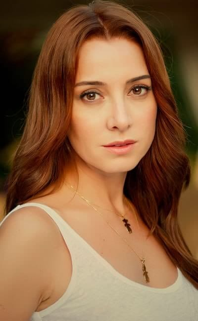 Dolunay Soysert Turkish Actress
