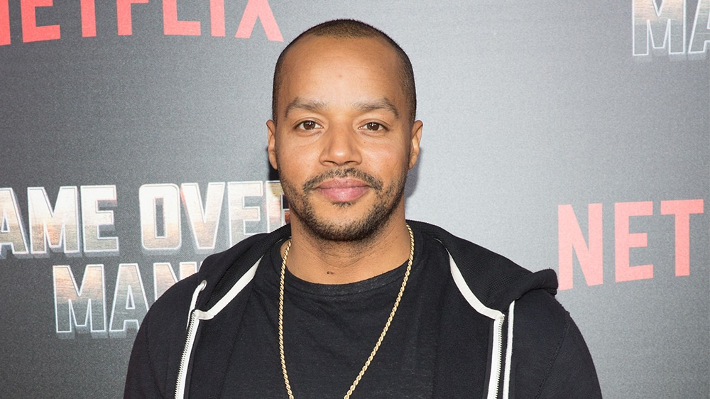 Donald Faison American Actor, Comedian and Voice Actor