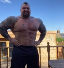 Eddie Hall Strongman