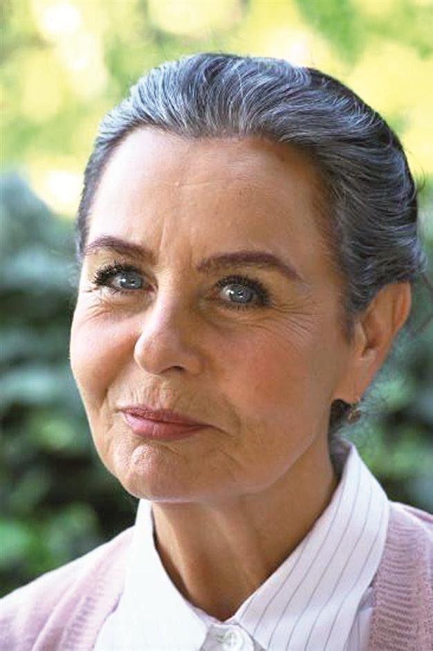 Fatma Girik Turkish Actress, Politician