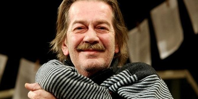 Ferhan Şensoy Turkish Playwright, Actor, Director