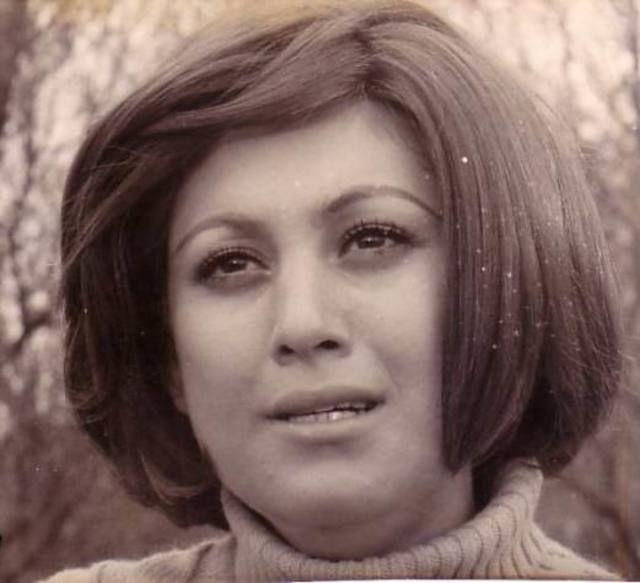 Feri Cansel Turkish Actress