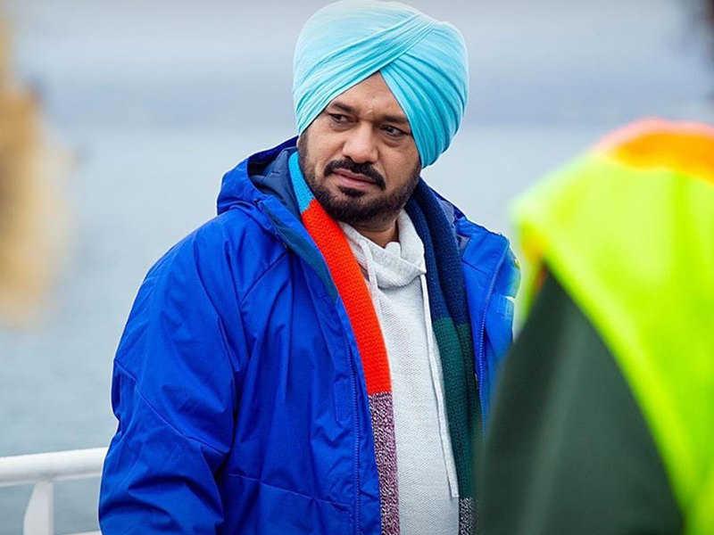 Gurpreet Ghuggi Indian Actor, Comedian, Politician