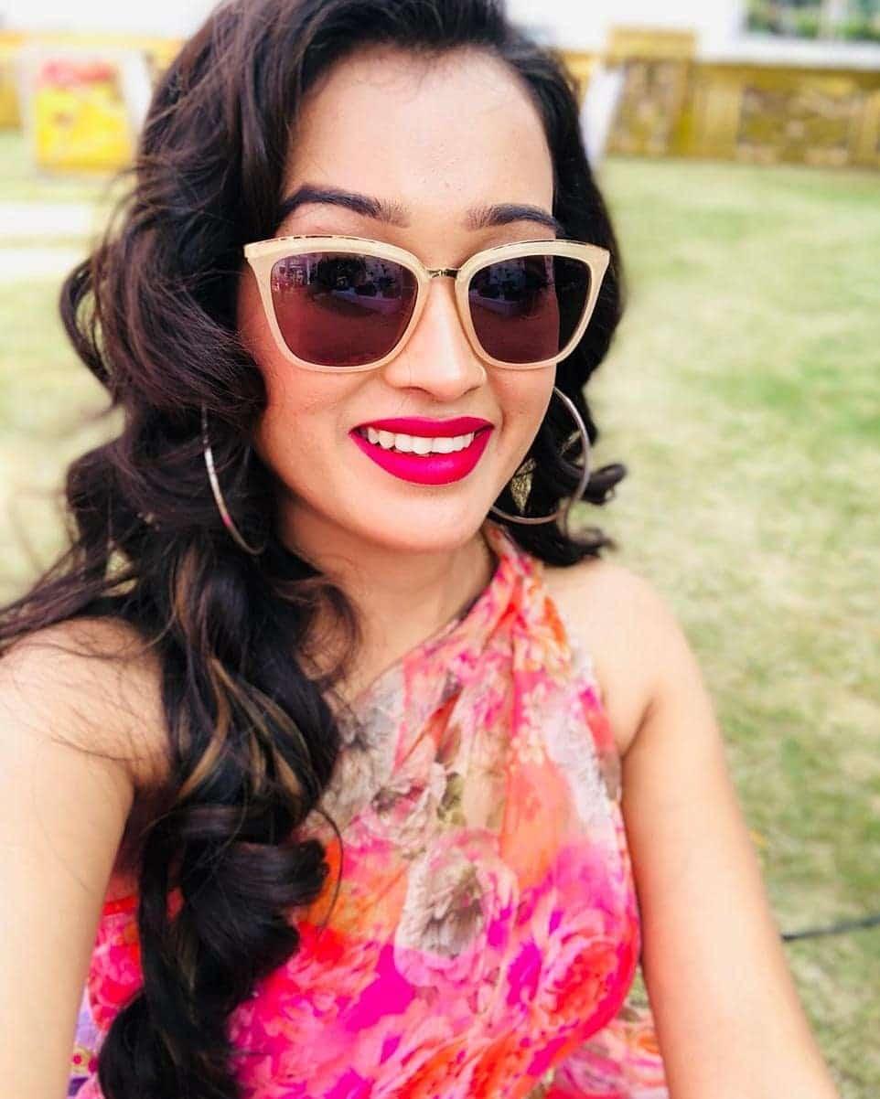 Harsha Richhariya Indian TikTok Star, Model