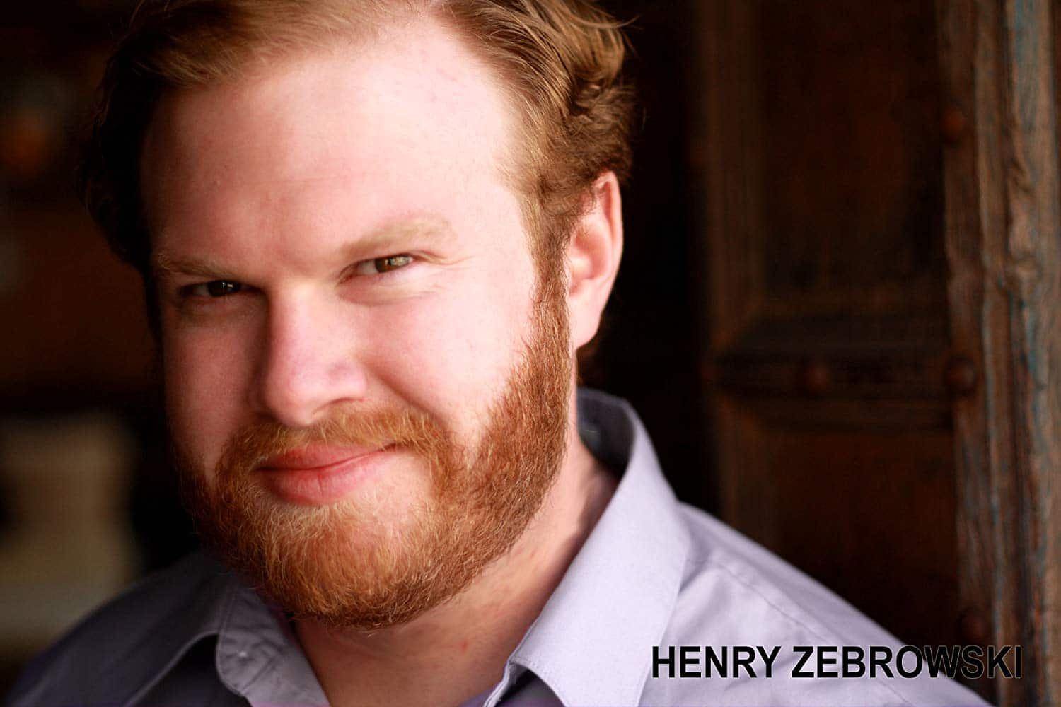 Henry Zebrowski American Actor and Comedian