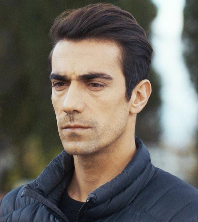 Ibrahim Celikkol Turkish  Actor, Model, Former