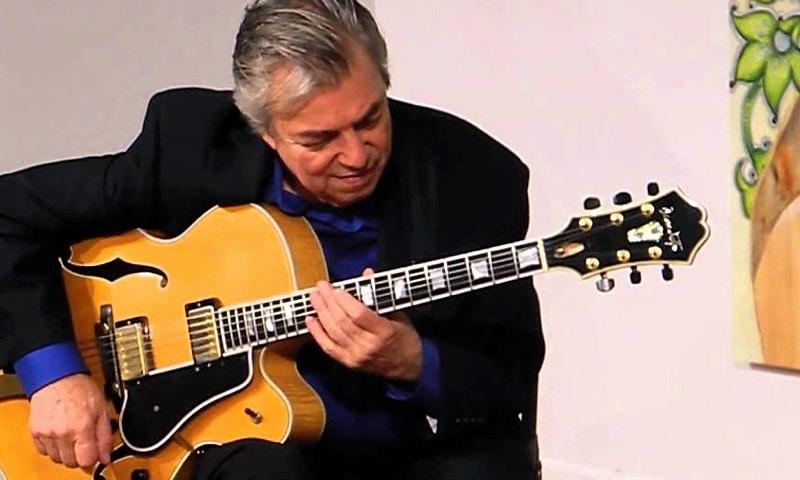 Jack Wilkins American Guitarist