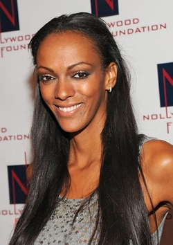 Judi Shekoni British Actress
