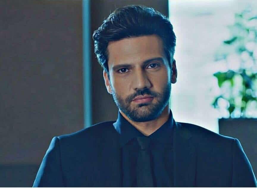 Kaan Urgancioglu Turkish Actor