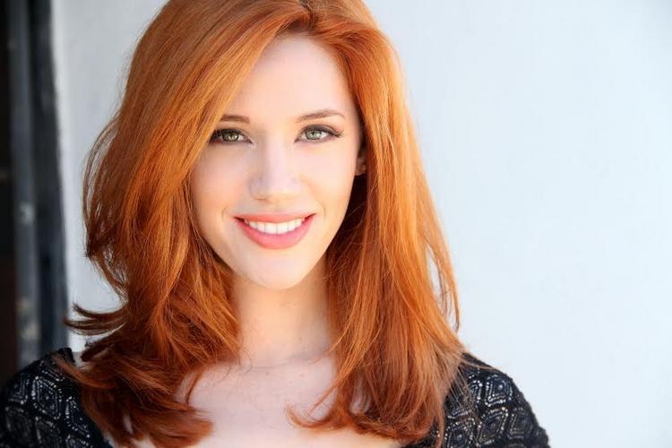 Katie Parker American Actress