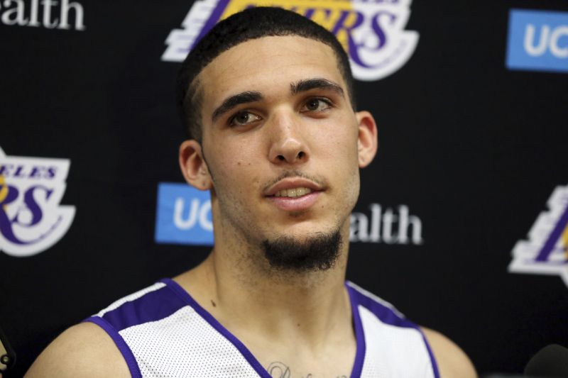 LiAngelo Ball American Basketball Player