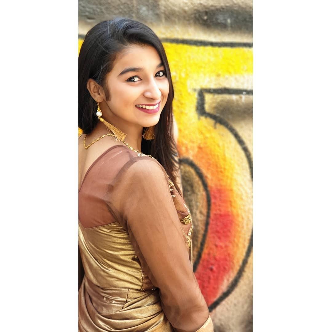 Madina Patel Indian TikTok Star, Model
