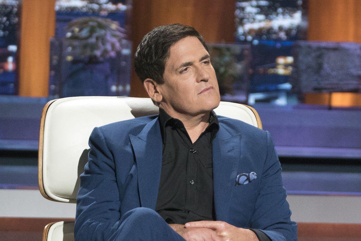 Mark Cuban American Entrepreneur and Investor