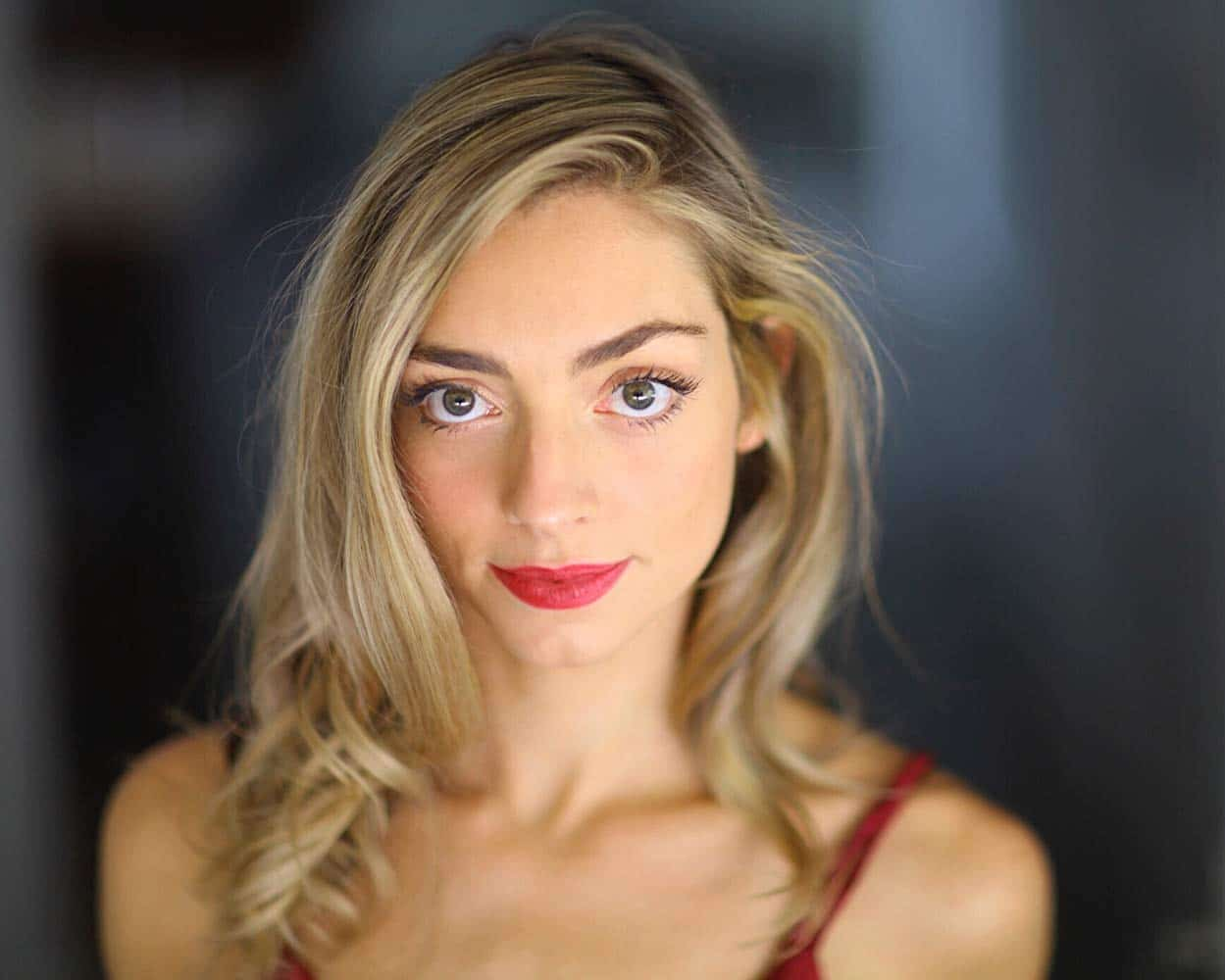 Melissa Saint-Amand American Actress