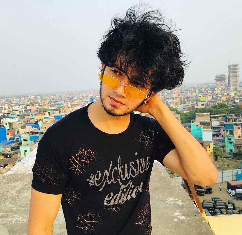Khushab Hussain Indian TikTok Star, Model